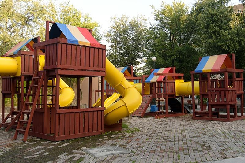 Preschool playground Colegio Alfonsino