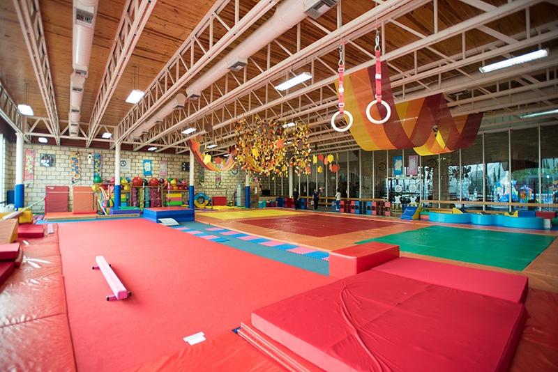 Olympic Gym Colegio Alfonsino