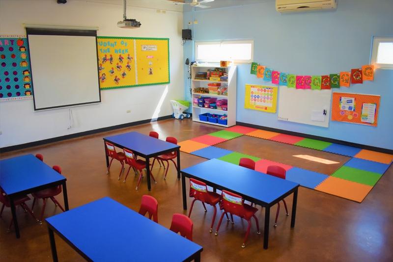 CASP Preschool Classroom