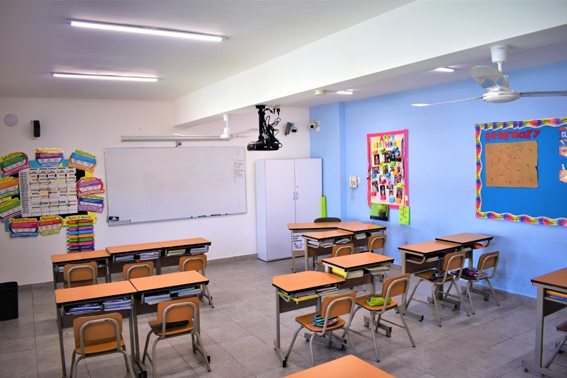 CASP Elementary Classroom