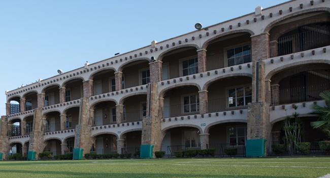 CASP Halls