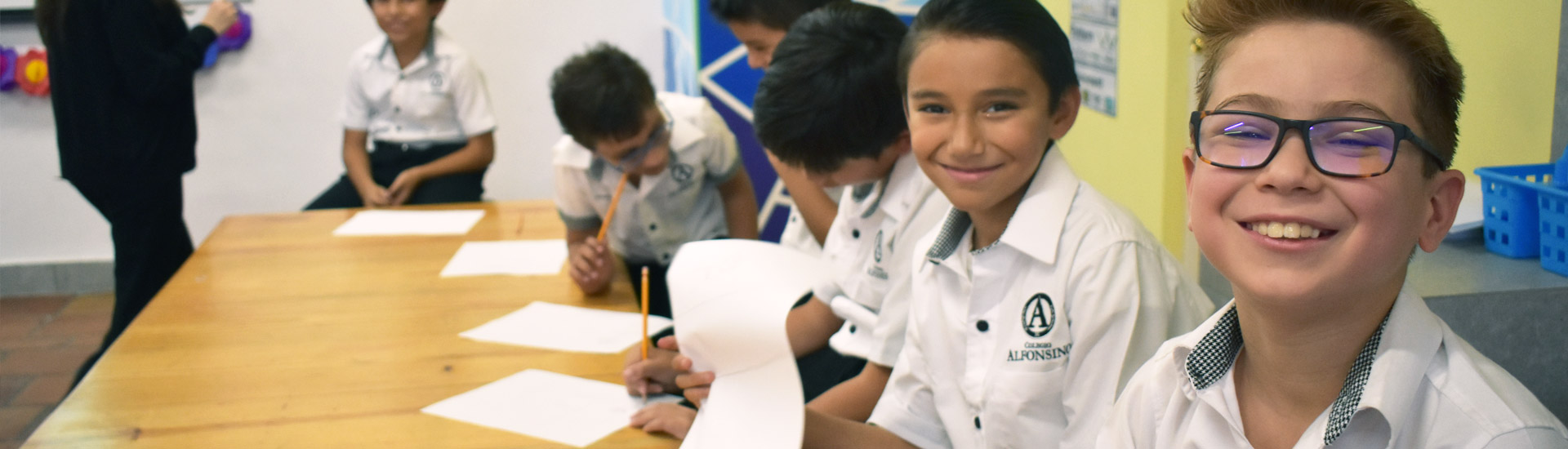 Elementary Colegio Alfonsino