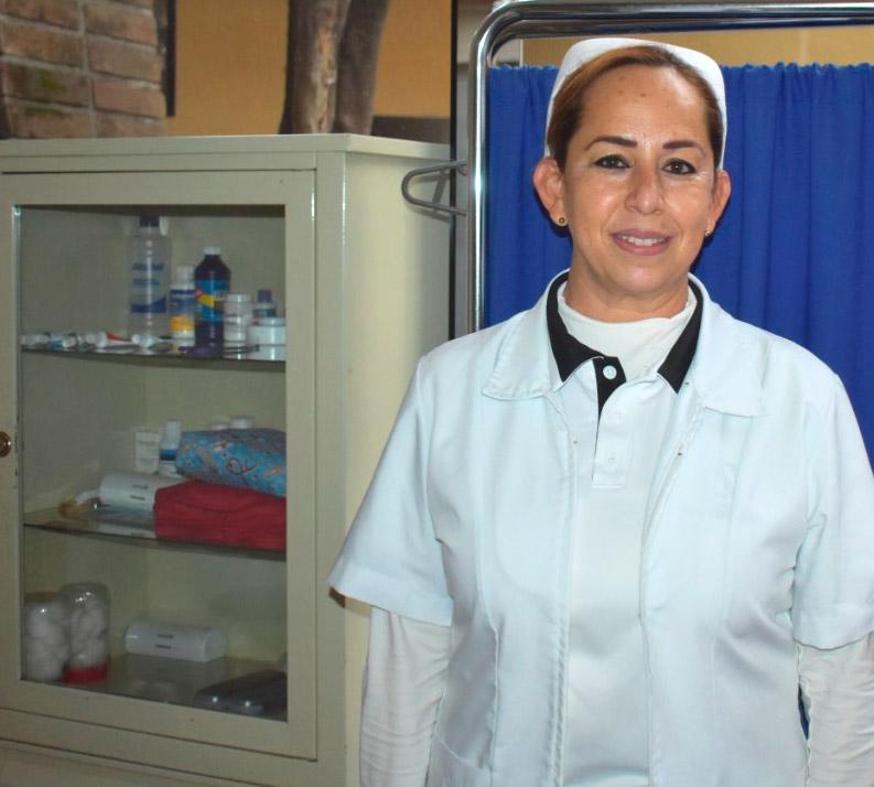 Servicio Enfermería Colegio Alfonsino