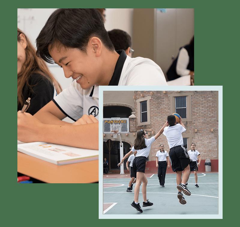 Secundaria Colegio Alfonsino