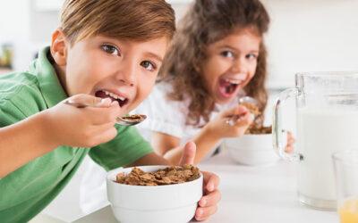 Alimentos que les darán energía a nuestros hijos este regreso a clases